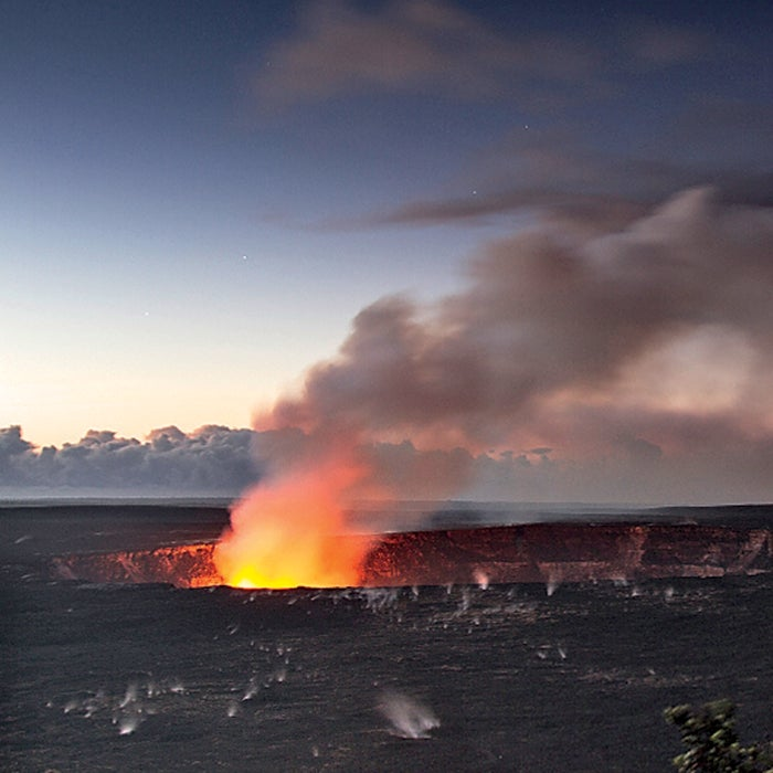 Play in the waves and summit a snow-covered volcano in the same day on this 300-mile tour of paradise. See the Trip Plan
