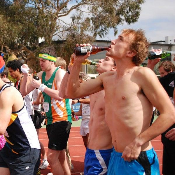 australia, beer mile, byob, prince public bar and bandroom, running, drinking, adventure bucket list