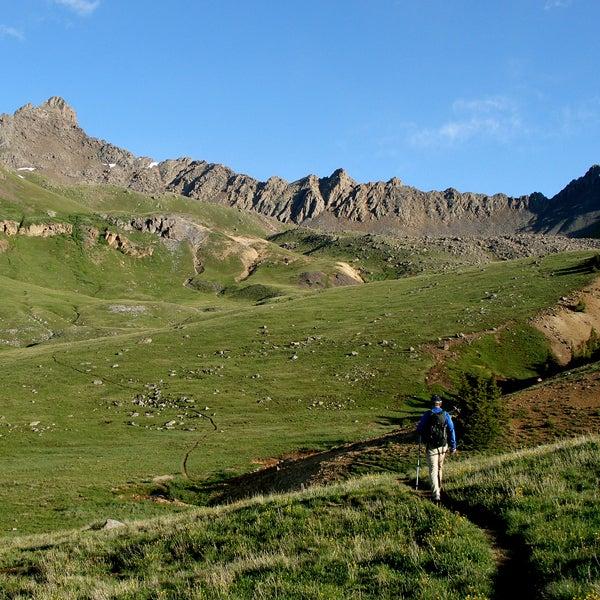 uncompahgre peak, san juan mountain range, colorado, nellie creek, 14er, adventure bucket list