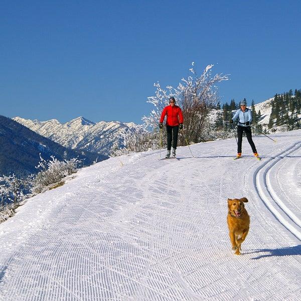 methow valley, washington, sun mountain lodge, skiing, cascade range, adventure bucket list