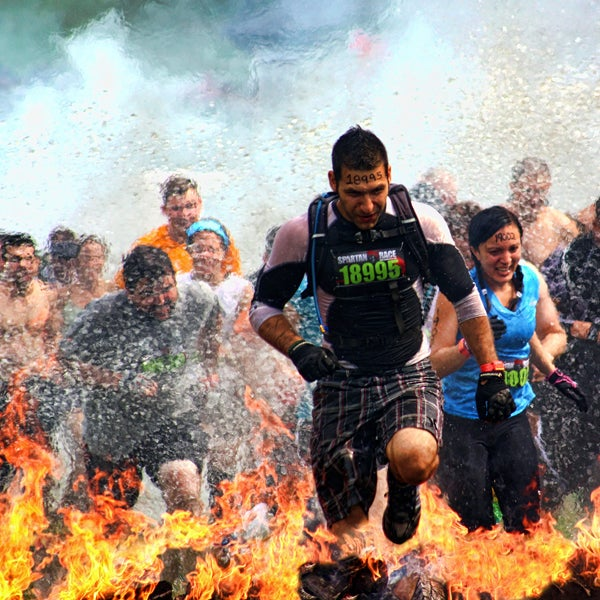 spartan race, spartan ultra beast, vermont, obstacle race, adventure bucket list