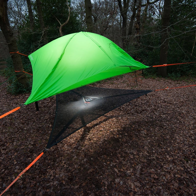 Tentsile tree tent covet Outside Outside Online camping hiking bugs inclement weather