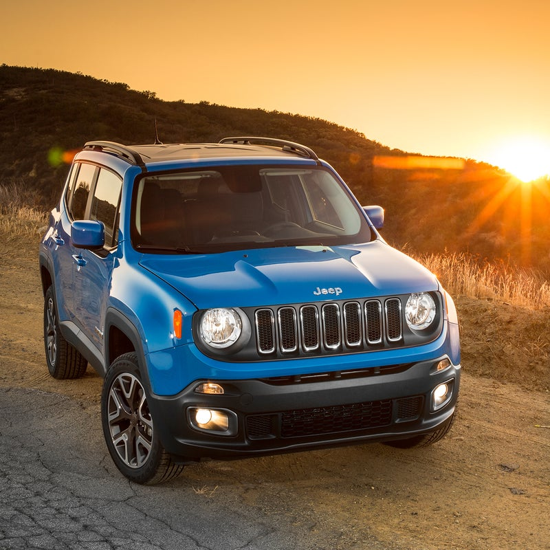 The Sell: An entry-level off-roader that sips fuel. Read more.
