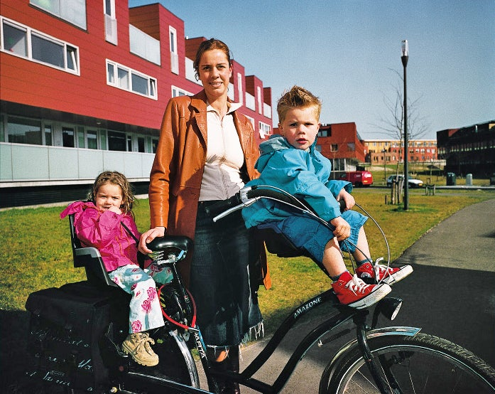 dutch florence williams holland green revolution kyoto protocol outside magazine rising seas carbon dioxide bicycling netherlands