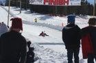 Shovel racing.