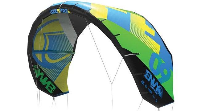 2013 Liquid Force Envy Kite kiteboarding kiteboard beaches starter kit