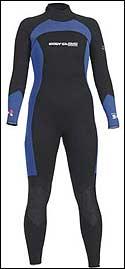 Body Glove 7mm Fullsuit