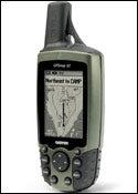 Garmin's GPSMAP 60