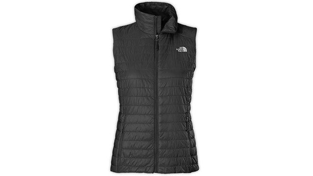 The North Face Women's Blaze outside gear guy bob parks insulated vests