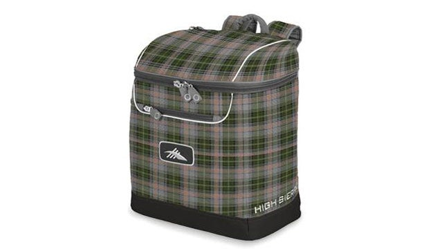 High Sierra Bucket Boot Bag outside gear guy winter boot bags bob parks