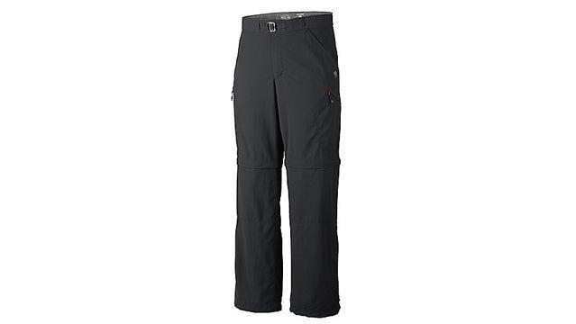 Mountain Hardwear Men's Portino camping hiking pants gear