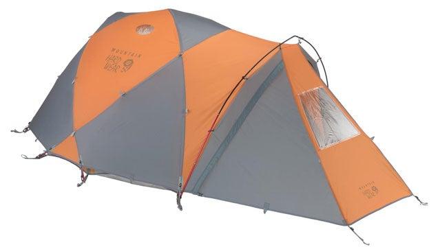 Mountain Hardwear Trango 2 four season tents outside gear guy bob parks