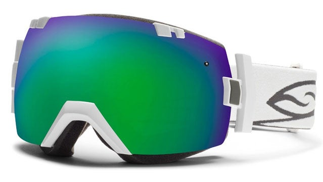 Smith I/OX Photochromic Ski Goggles skiing vision goggles snow snow goggles ski gear snowboard