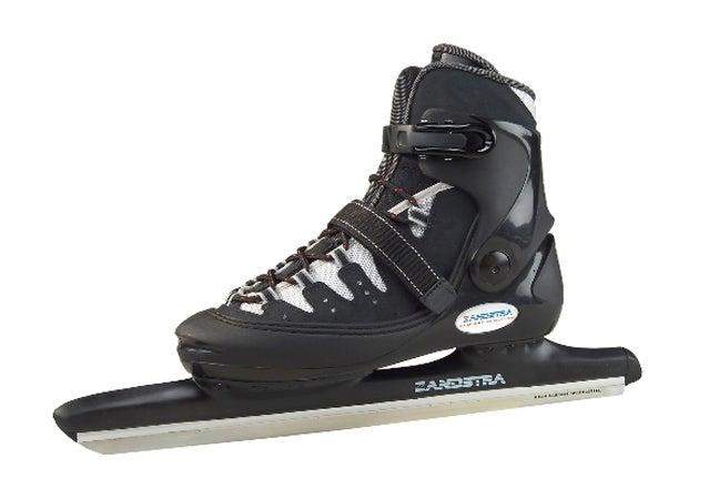 speed skating gear guy Zandstra