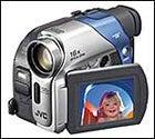 JVC MiniDV Camcorder