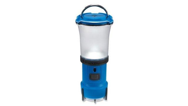Black Diamond Voyager camping lantern lanterns green lantern