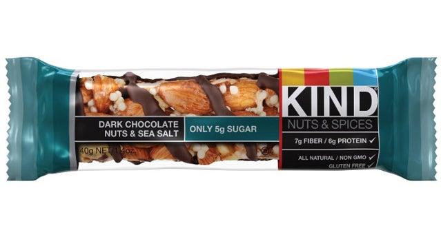 kind energy bar dark chocolate sea salt energy bars nutrition bob parks outside gear guy bob parks