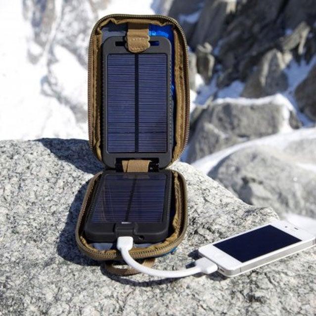 Powertraveler Solarmonkey Adven solar chargers mobile outside gear guy bob parks