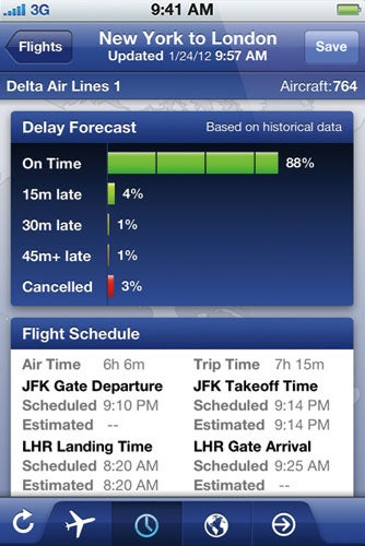 FlightTrack App