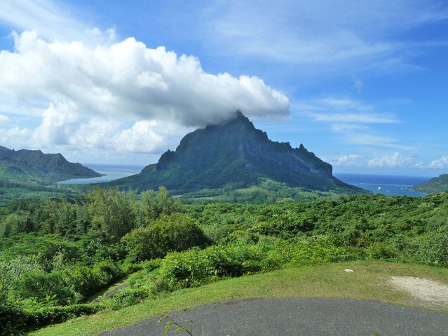 Cook's Bay on Moorea