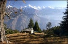 The Himalayas in Northern India