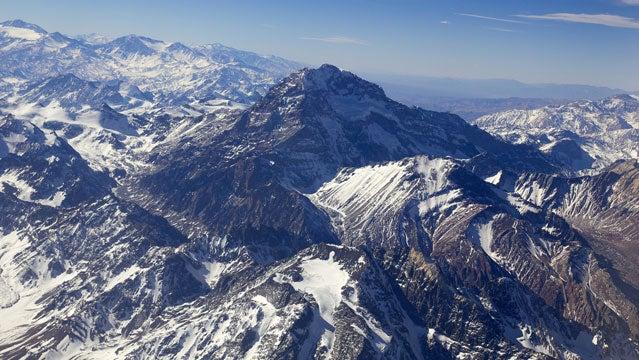 aconcagua climbing hiking mountains seven summits
