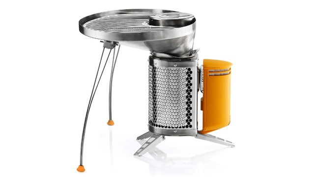 BioLite Portable Grill camping grills bbq outside gear guy