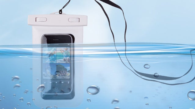 Eco-Fused White Waterproof Case smart phone cases smart phones protection