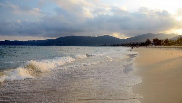 china travel hainan beaches