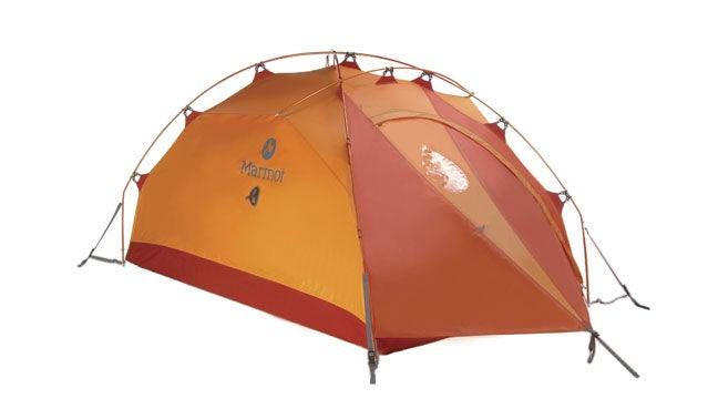 Marmot Alpinist 2P outside gear guy bob parks four season tents