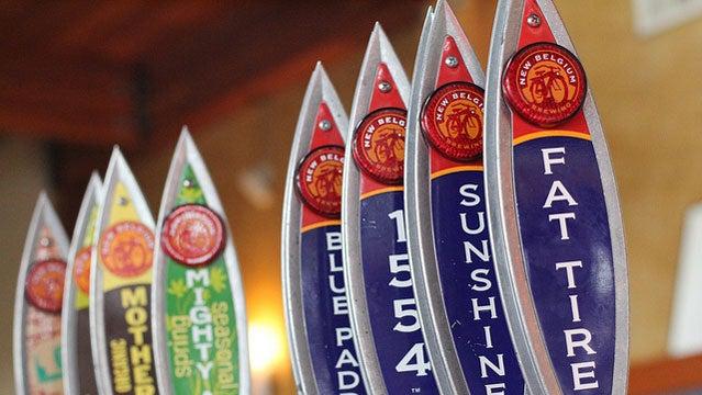 new belgium brewery brewing colorado beer
