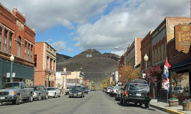 Salida colorado small towns mountain