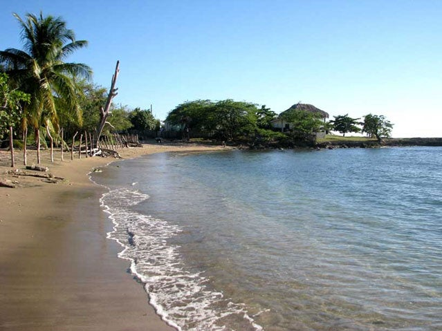 Treasure Beach seaside seashore