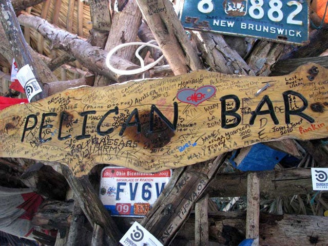 pelican bar rum jamaica