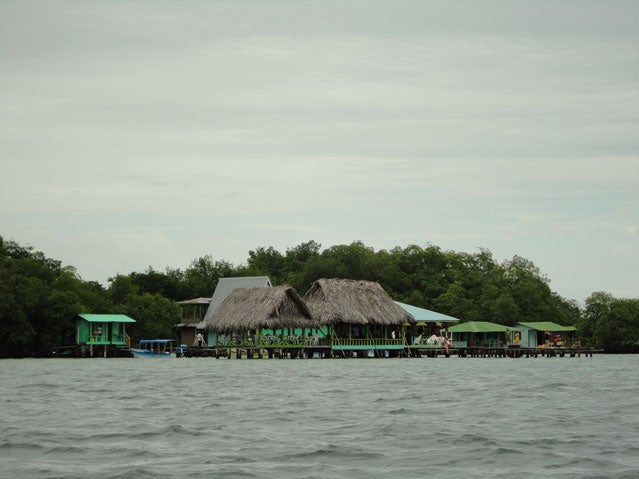 Cabanas in Bocas del Toro