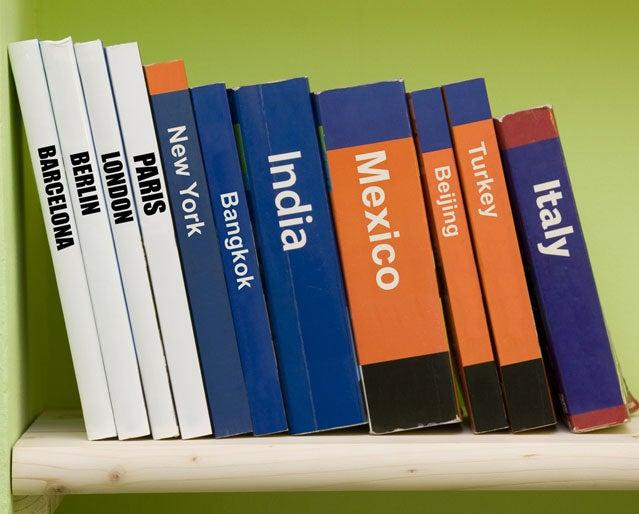guidebooks travel