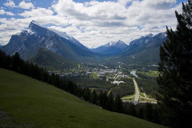 Banff via Shutterstock