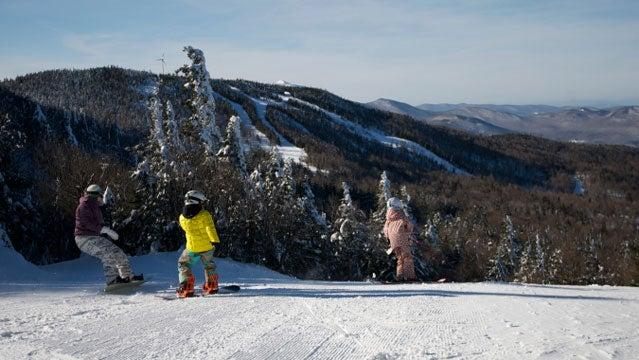 snowboard ski winter vermont bolton valley