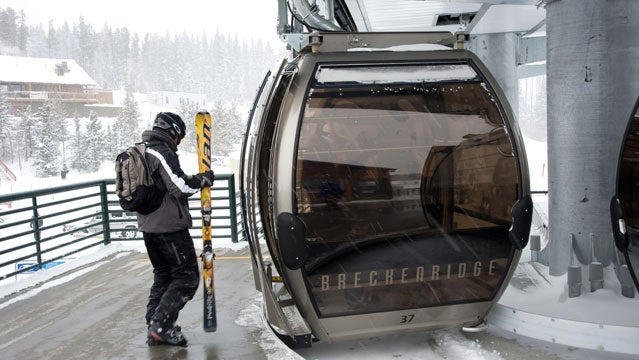 breckenridge mountain skiing resort travel spring break