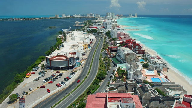 cancun travel winter getaways mexico caribbean