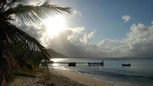 cooper island island rental cheap british virgin islands