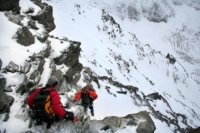 Gouter Route Mont Blanc