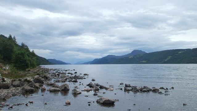 inverness great glenn way scotland hiking