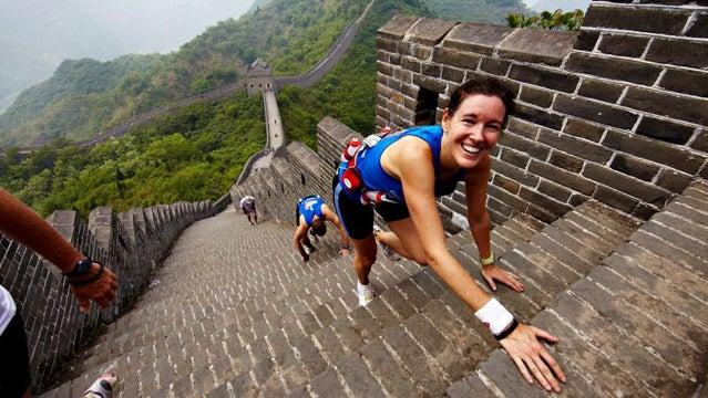great wall marathon marathons best