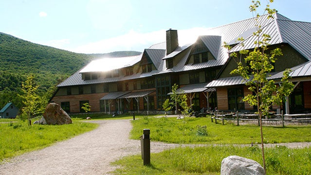 appalachian trail highland center lodge hike ecotourism travel
