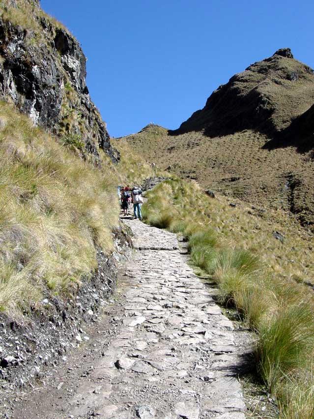 Inca Trai Machu Picchu