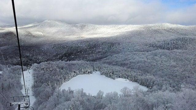 winter snowboard ski vermont middlebury
