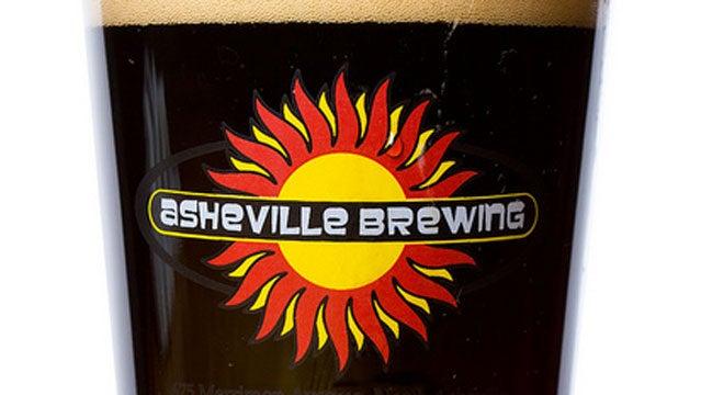 Ninja Porter Asheville Brewing beer North Carolina