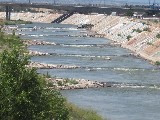 pueblo river colorado whitewater kayaking SUP