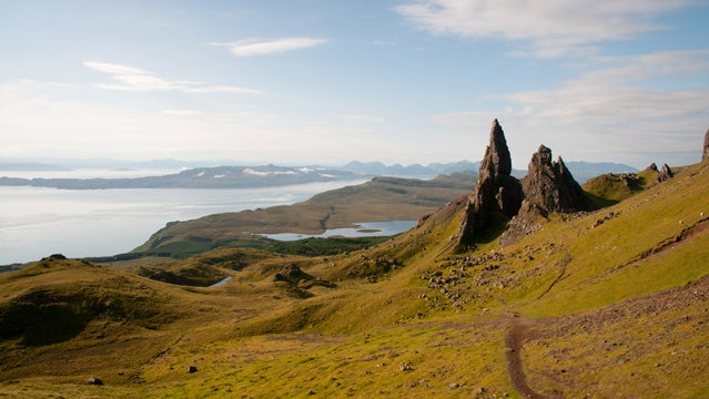 scottish isles cycling biking bike trips europe